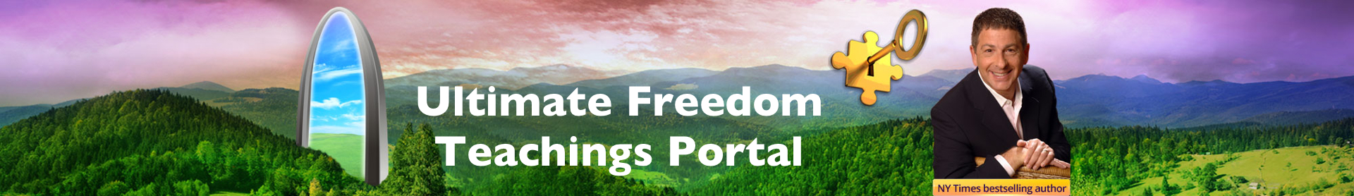 The Ultimate Freedom Teachings Portal